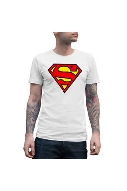 Camiseta Basica Superman